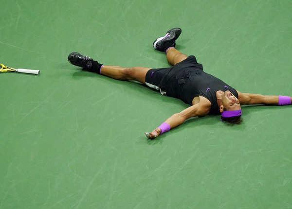 2010 में पहली बार बने US ओपन चैंपियन