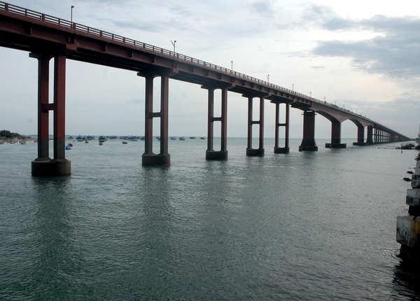 भारत का पहला सी-ब्रिज