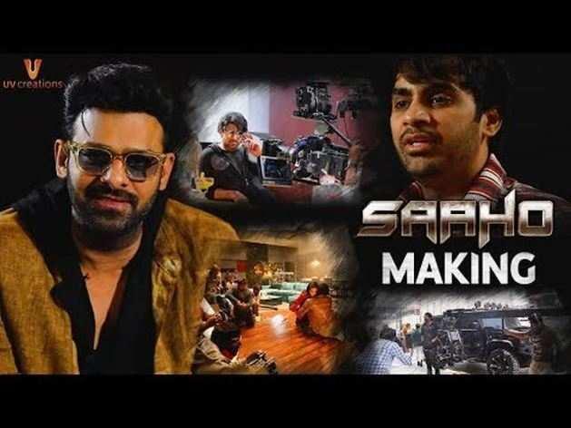 Saaho Making: कैसे शूट हुई प्रभाष की फिल्म 'साहो'