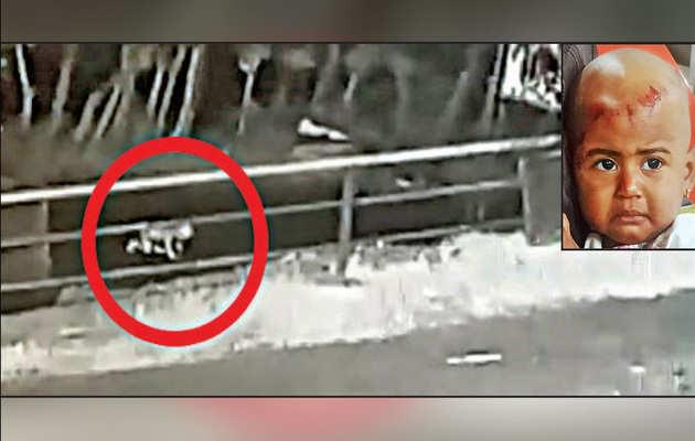 केरल: एक साल का बच्चा चलती जीप से गिरा, सुरक्षित पहुंचा मां के पास