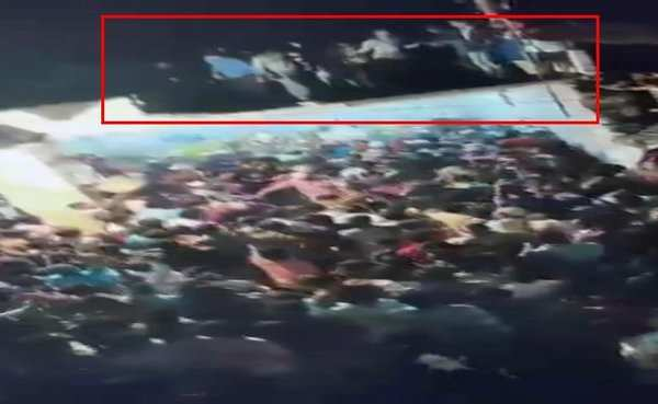 wall collapsed during muharram celebrations in kurnool district