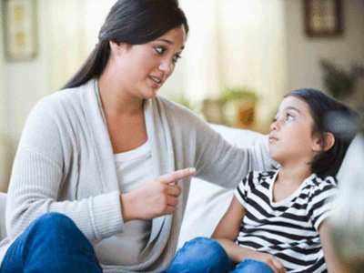 ताकि बच्चा न बोले झूठ