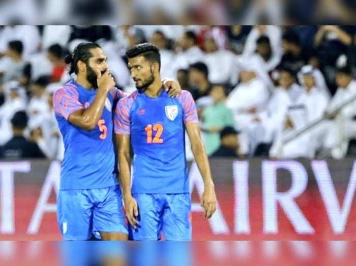 Ind vs Qatar