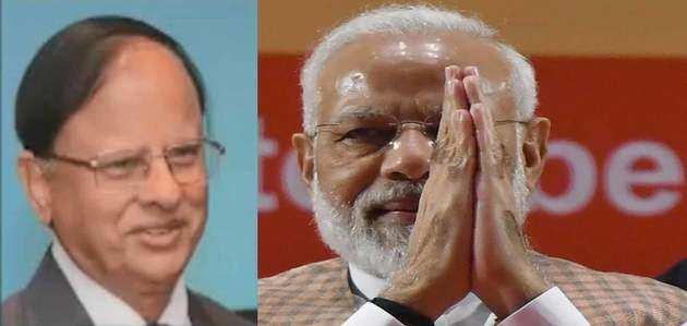 पीके मिश्रा ने प्रधानमंत्री नरेंद्र मोदी के प्रधान सचिव का कमान संभाली
