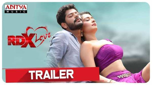 paayal rajput rdx love movie trailer released
