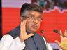 जम्मू्-कश्मीर मुद्दे को लेकर पटेल सही थे, नेहरू गलत: रवि शंकर प्रसाद
