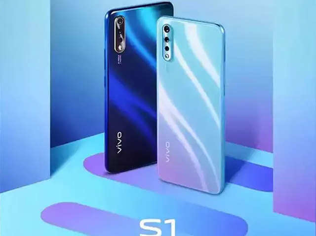Vivo S1 का 6GB+64GB मॉडल भारत में लॉन्च, जानें कीमत और स्पेसिफिकेशंस