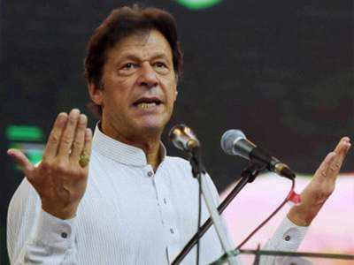 पाक पीएम इमरान खान।