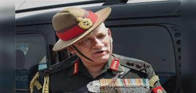 सेनाध्यक्ष जनरल बिपिन रावत ने कहा, पीओके पर ऐक्शन को लेकर सेना है तैयार