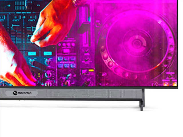 Motorola भारत में 16 सितंबर को लॉन्च करेगा अपना पहला स्मार्ट TV
