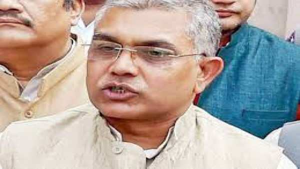 west bengal bjp chief challenges cm mamata banerjee on nrc