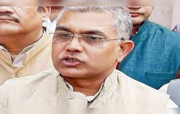 एनआरसी को लेकर पश्चिम बंगाल के बीजेपी अध्यक्ष ने ममता को दी चुनौती