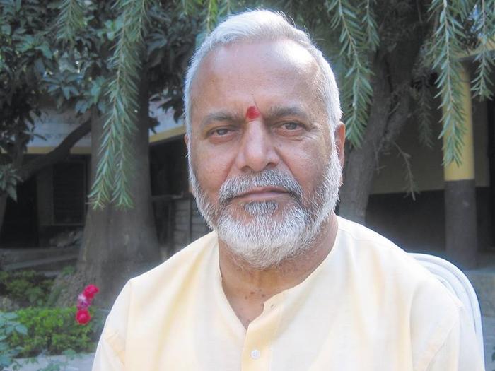 Swami Chinmayanand Sarswati