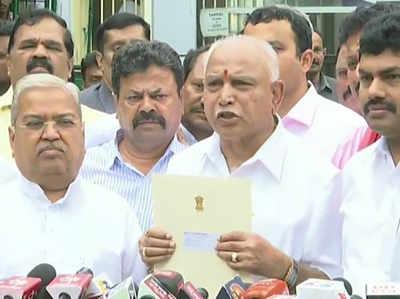 कर्नाटक के मुख्यमंत्री येदियुरप्पा (फाइल फोटो)