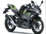kawasaki ninja 400 gets new colour schemes