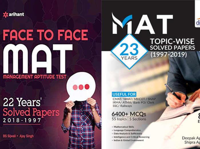 mat-preparation-books