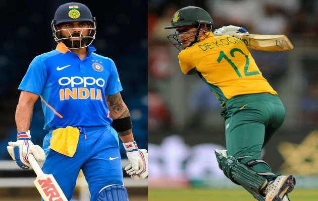 भारत vs साउथ अफ्रीका: T20 सीरीज का पूरा कार्यक्रम