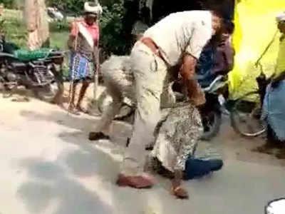 आरोपी पुलिस वालों पर मुकदमा दर्ज