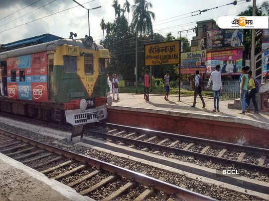 কাঁকিনাড়া স্টেশন
