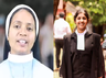 church advertisement indirectly hints sister lucy and young advocate comes against it