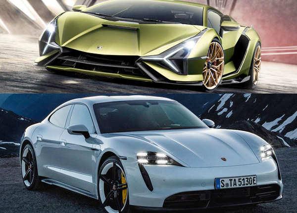 देखें, मोटर शो में इन 5 शानदार कारों का जलवा