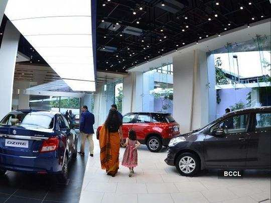 Investment planning kept on hold by Maruti suzuki as slowdown continues