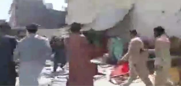 पाकिस्तान: घोटकी में हिंदुओं की संपत्ति, मंदिरों को दंगों के दौरान तोड़ा गया