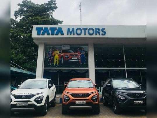 Tata Motors offers