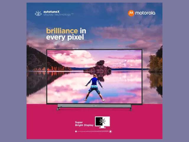 Motorola ने लॉन्च किए 6 स्मार्ट टीवी, गूगल असिस्टेंट के साथ कई धांसू फीचर से है लैस