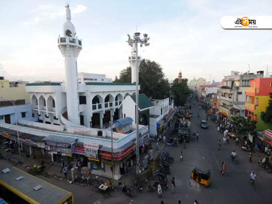 hindus, muslims of chennai unite for festivities and lend a helping hand to each other bringing joy to the police department