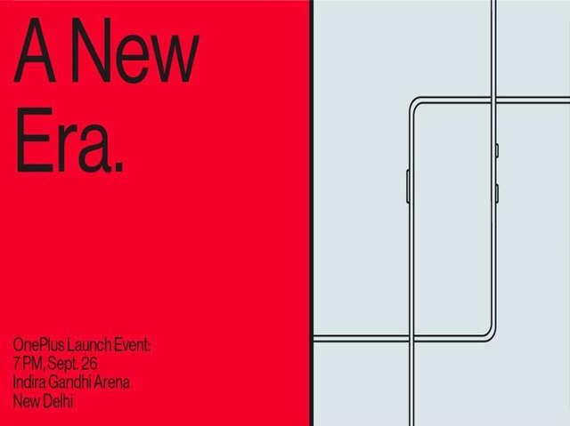 OnePlus 7T सीरीज और OnePlus TV 26 सितंबर को होगा लॉन्च, कंपनी ने ऑफिशली किया कन्फर्म