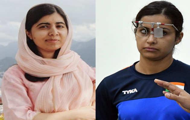 कश्मीर पर मलाला से बोलीं हीना, खुद पाक लौटकर दिखाओ