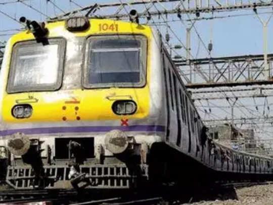 मुंबई: मध्य रेल्वेची वाहतूक उशिराने; नोकरदारांचे हाल
