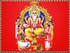 who is vishwakarma and why people celebrates as the god of architecture