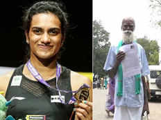70 year old man wanted to kidnap badminton player pv sindhu and marry her