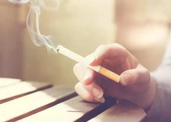 खाने के बाद सिगरेट