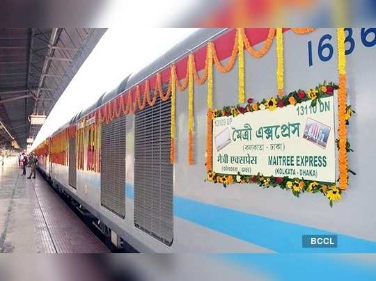 Indian railway engine will be used in Bangladesh train