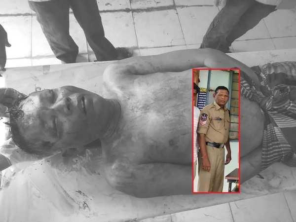 nizamabad police head constable commits suicide