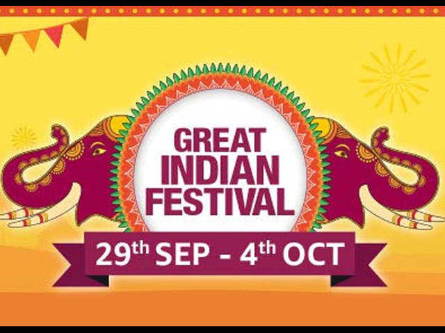 Amazon Great Indian Festival: स्मार्टफोन्स पर 40% तक और TV पर 75% तक की छूट