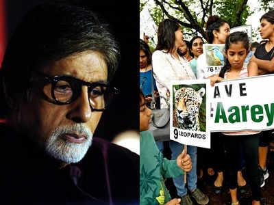 अमिताभ के ट्वीट पर बवाल