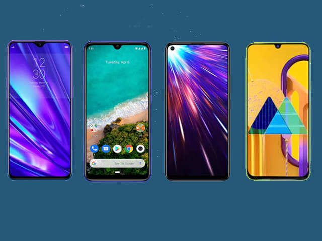 Samsung Galaxy M30s vs रियलमी 5 प्रो vs शाओमी Mi A3 vs वीवो Z1 प्रो: जानें कौन बेस्ट