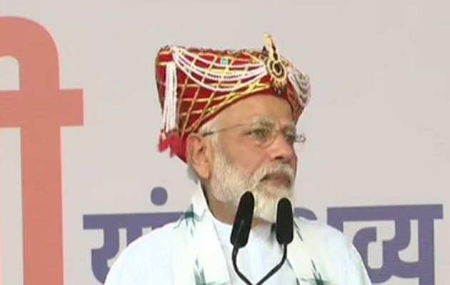 महाराष्ट्र विधानसभा चुनाव 2019: पीएम मोदी ने कहा, हमारी सरकार देश की सुरक्षा को लेकर प्रतिबद्ध