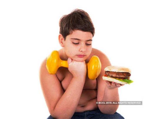 लहान मुलांमधील लठ्ठपणा