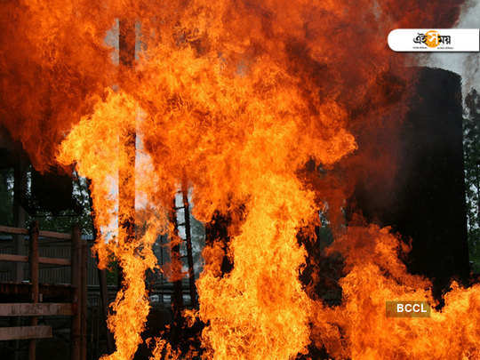Fire at Haldia petrochemical, 6 workers burned