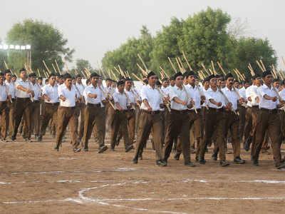RSS की तैयारी नए नायकों को स्थापित करने की