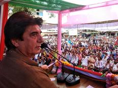 यूपी में कांग्रेस ही बीजेपी को दे सकती है टक्कर: राज बब्बर