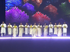 हाउडी मोदी इवेंटः रंगारंग कार्यक्रमों ने बनाया माहौल