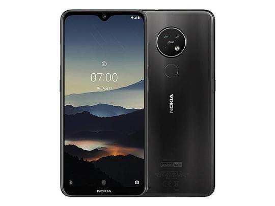 Nokia 7.2 India Sale Price and Specs