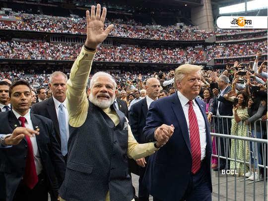 PM Narendra Modi Tweets Donald Trump