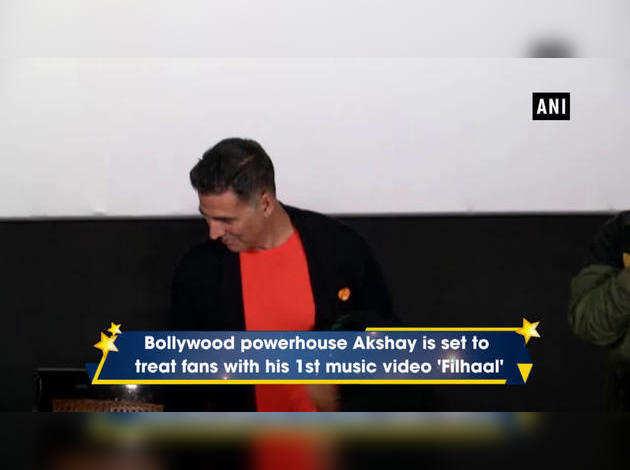 पहली बार म्यूजिक विडियो में नजर आएंगे अक्षय कुमार